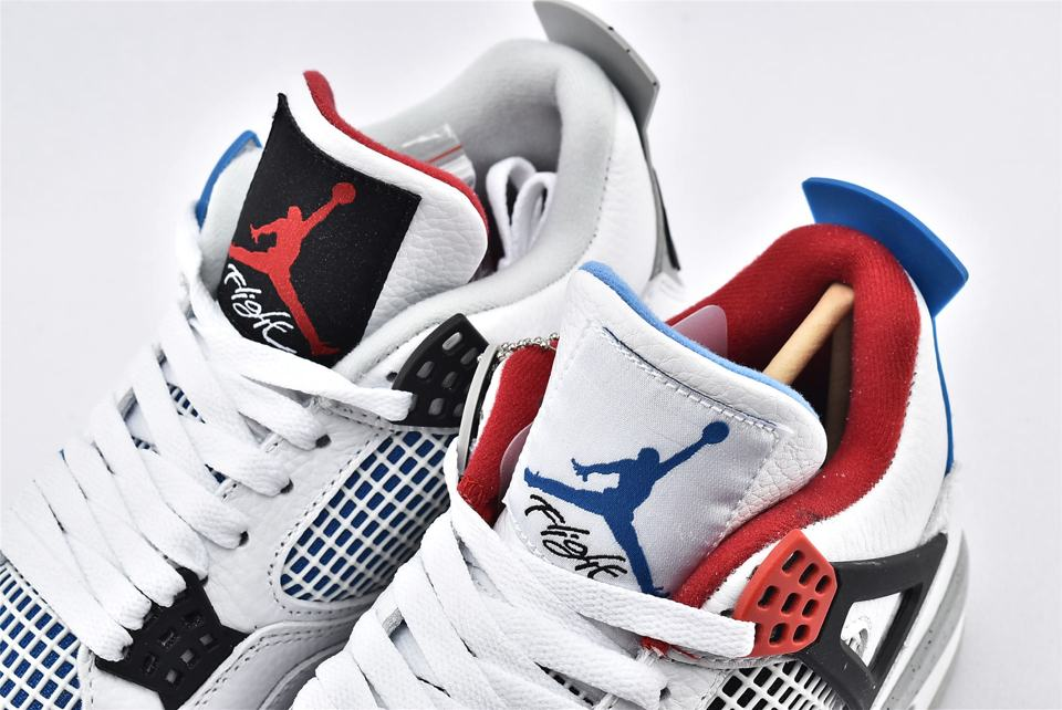 Air Jordan 4 Retro SE What The 4 4