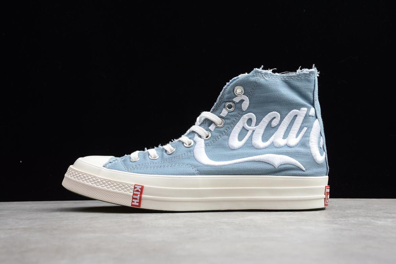 Converse Kith x Coca Cola x Chuck 70 Hi Friends Family 1