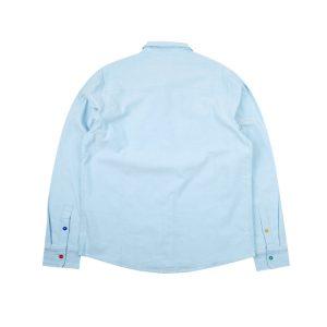 GRAF HustleHard Rare Ligte Blue Shirt 1
