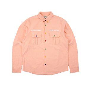 GRAF HustleHard Rare Peach Shirt