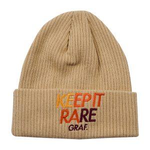 GRAF KEEP IT RARE Beige Hat