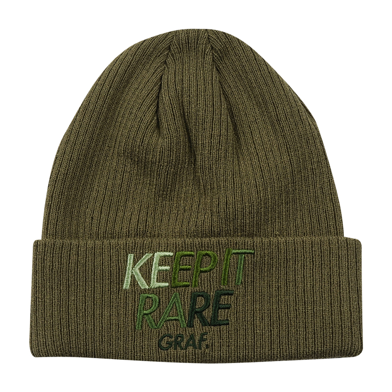 GRAF KEEP IT RARE Khaki Hat