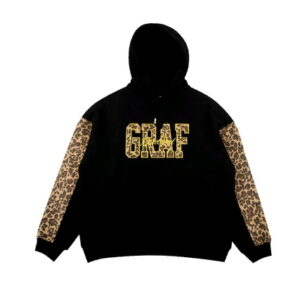 GRAF RareBreed Tiger Black Hoodie