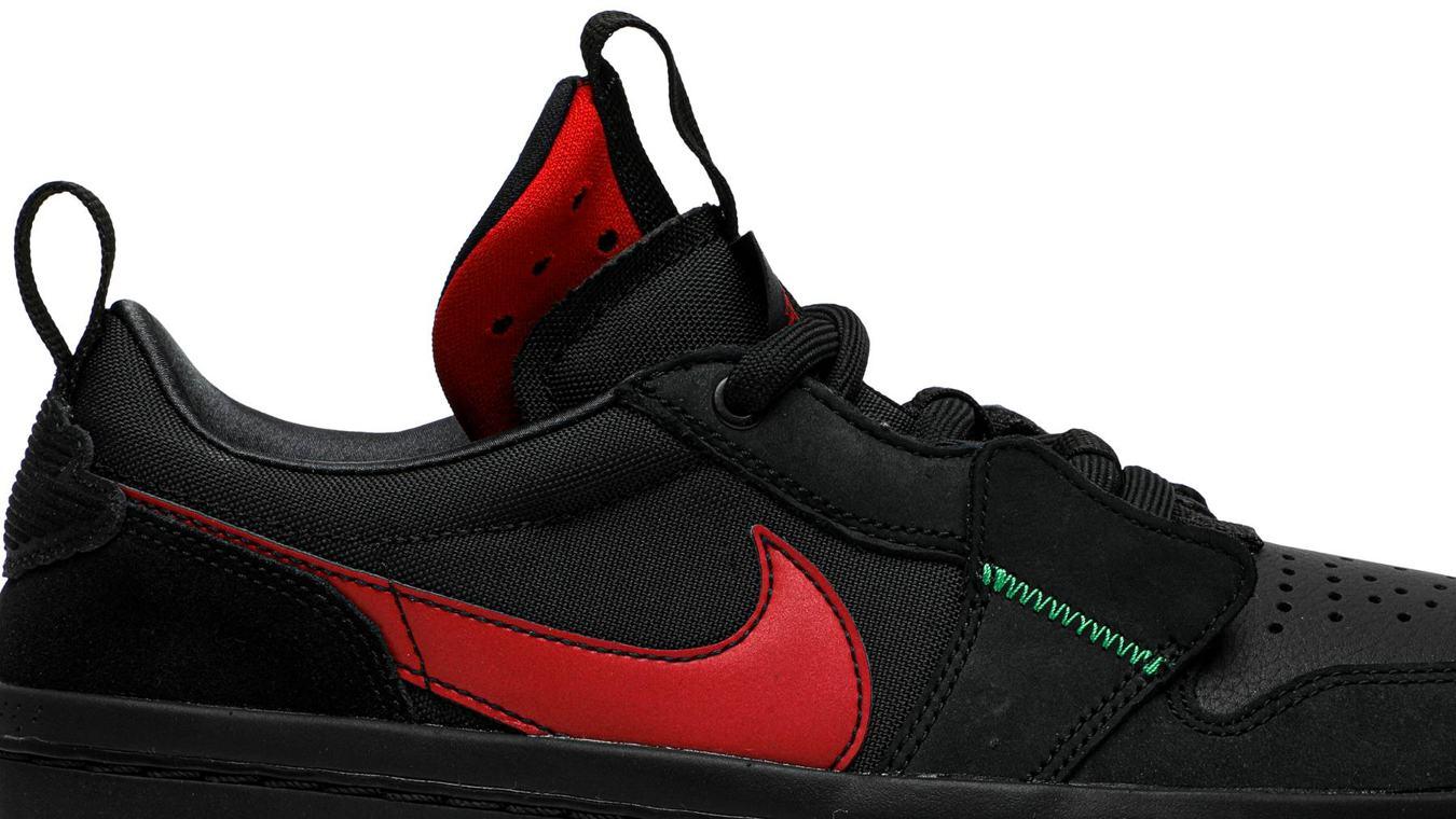 Ghetto Gastro x Air Jordan 1 Low React Fearless 2