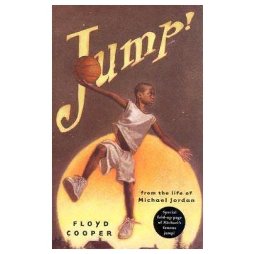 Kniga Jump From the Life of Michael Jordan