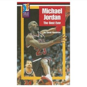 Kniga Michael Jordan The Best Ever by Sarah Houghton