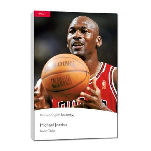 Kniga Pearson English Readers Level 1 Michael Jordan