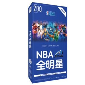 Nabor otkrytok NBA All Star