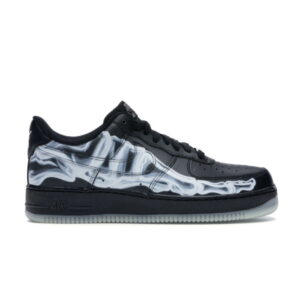 Nike Air Force 1 07 QS Black Skeleton