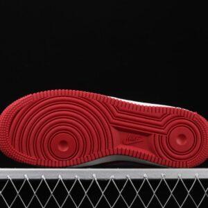 Nike Air Force 1 High Nai Ke Gym Red 2015 11