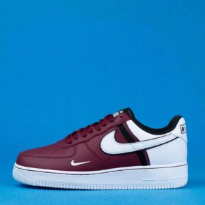 Nike Air Force 1 Low 07 LV8 Red 1