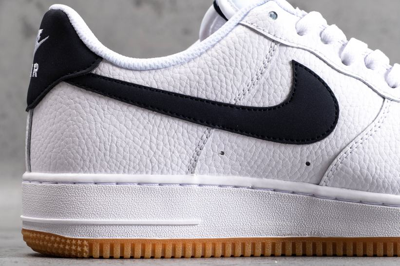 Nike Air Force 1 Low 07 White Obsidian 5