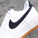 Nike Air Force 1 Low 07 White Obsidian 8