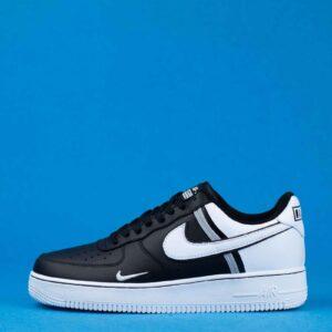 Nike Air Force 1 Low LV8 Black White 1