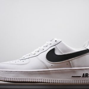 Nike Air Force 1 Low White Black 2018 1