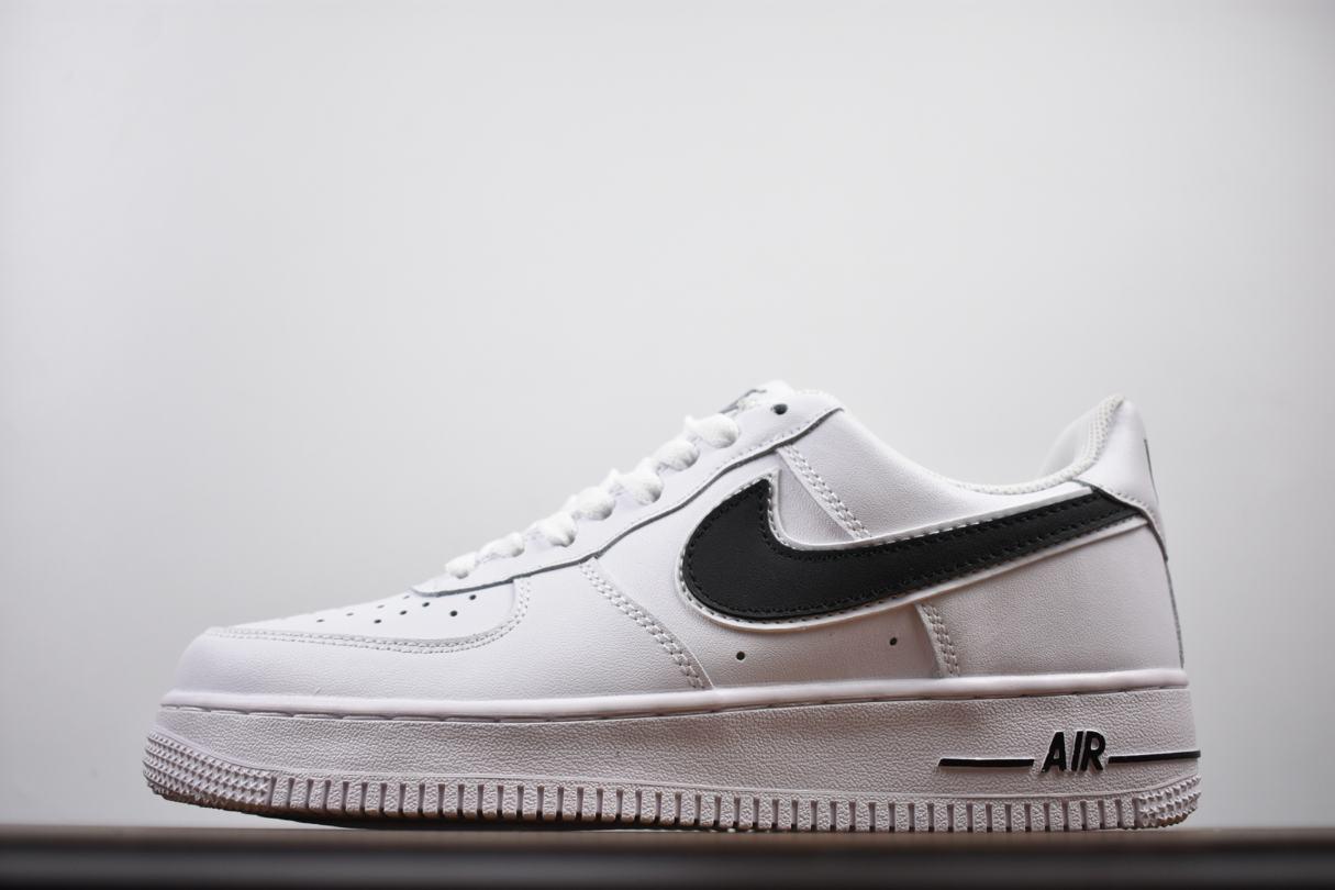 Nike Air Force 1 Low White Black 2018 1