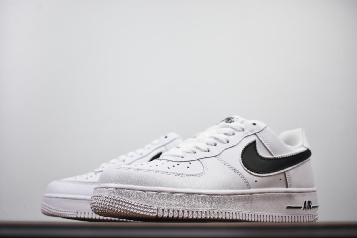 Nike Air Force 1 Low White Black 2018 5