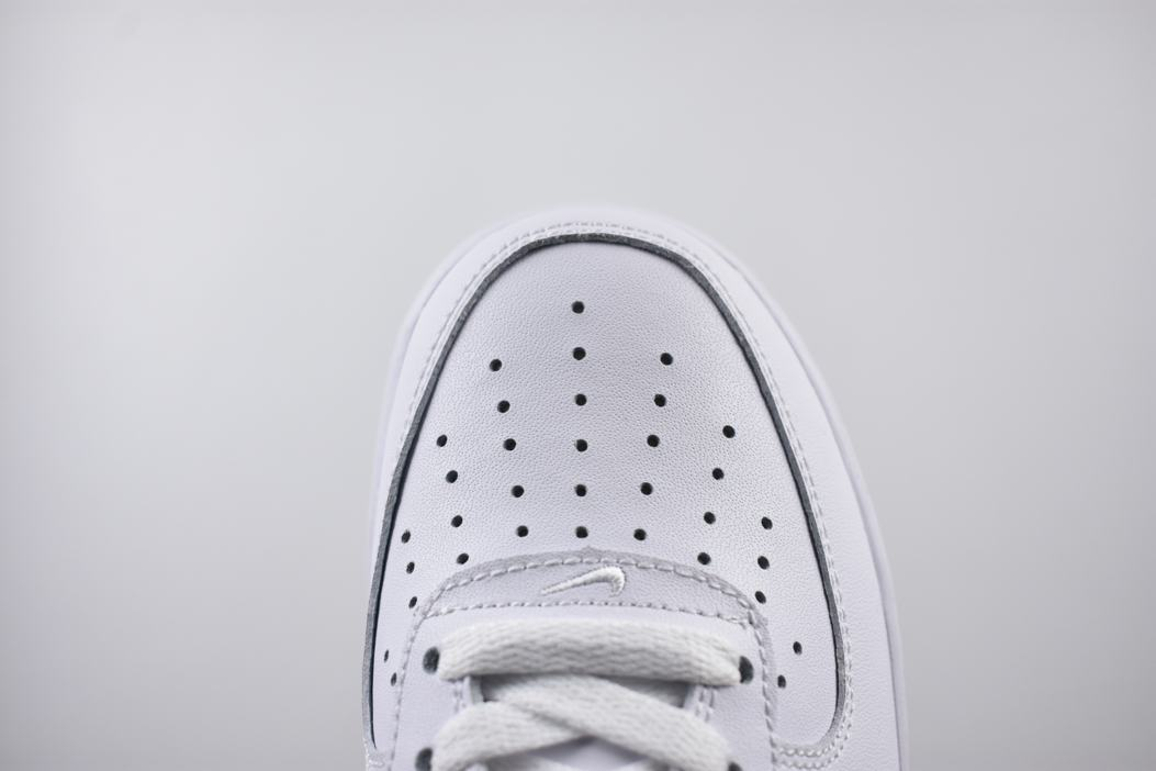 Nike Air Force 1 Low White Gym Red 7