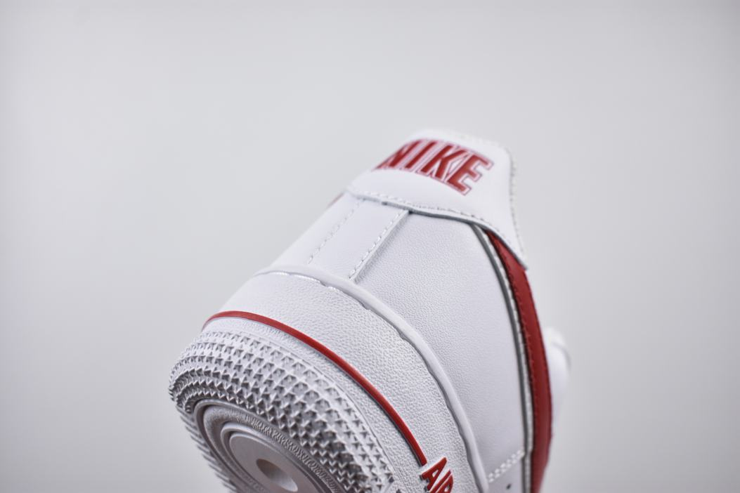 Nike Air Force 1 Low White Gym Red 8