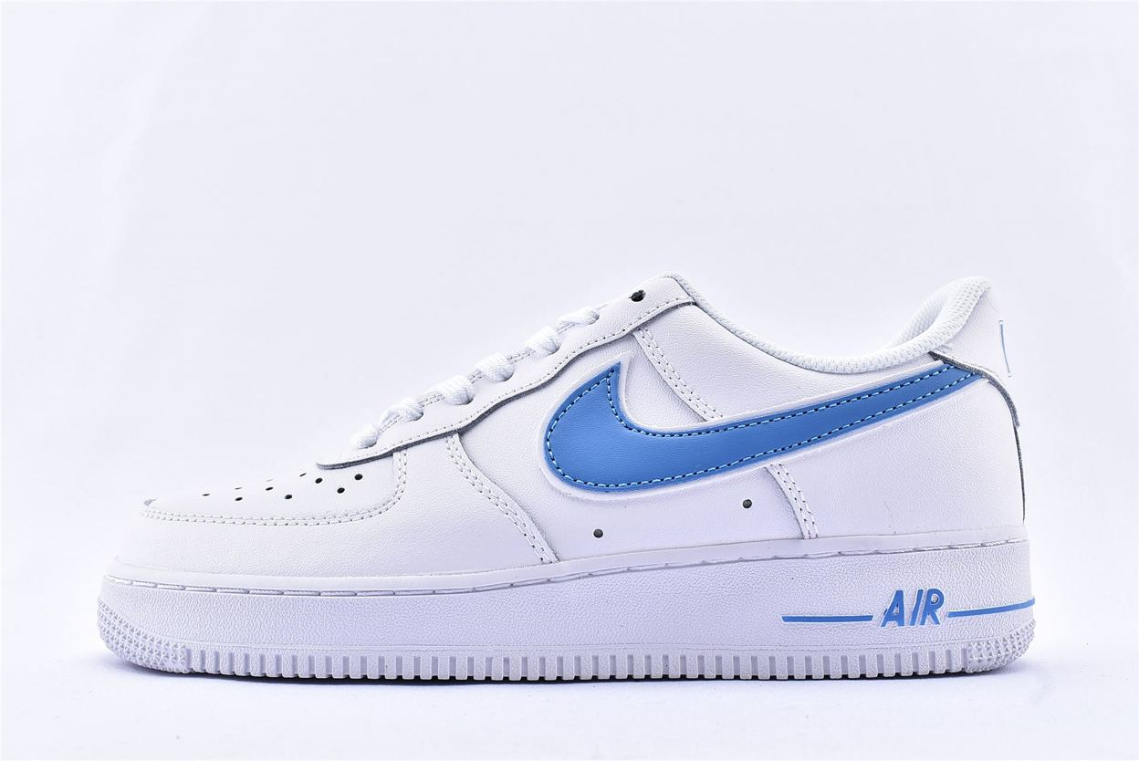 Nike Air Force 1 Low White University Blue 1