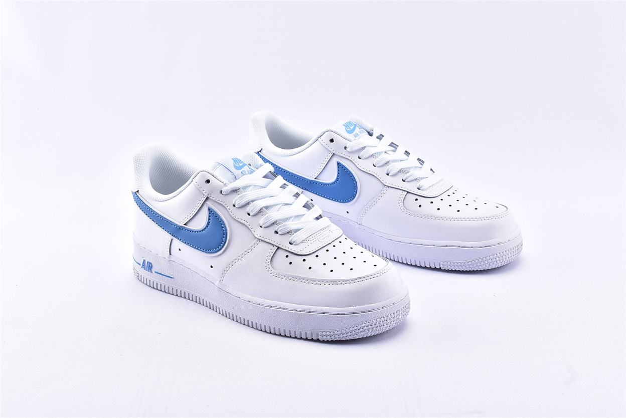 Nike Air Force 1 Low White University Blue 2