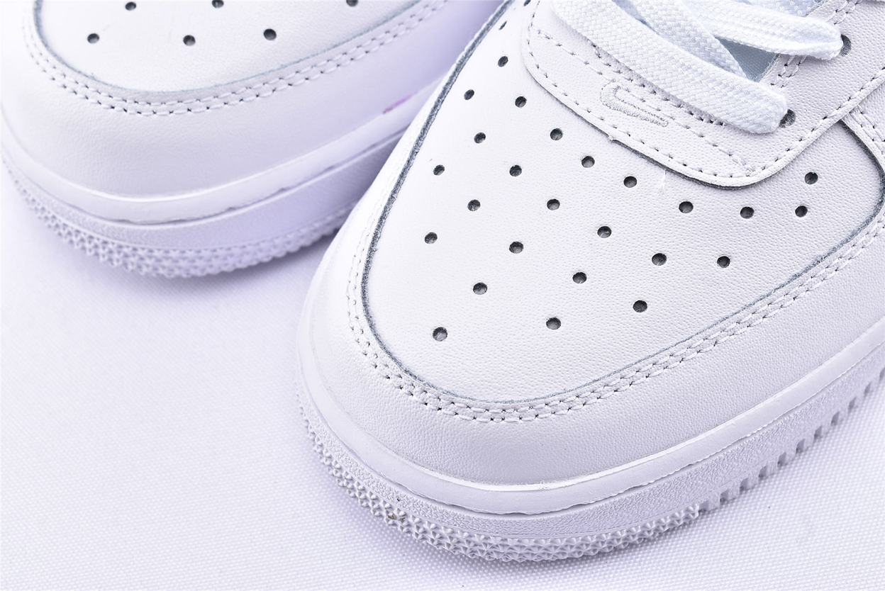 Nike Air Force 1 Low White University Blue 3