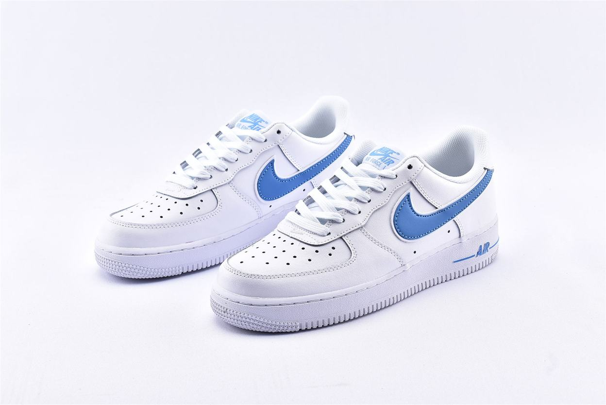 Nike Air Force 1 Low White University Blue 5