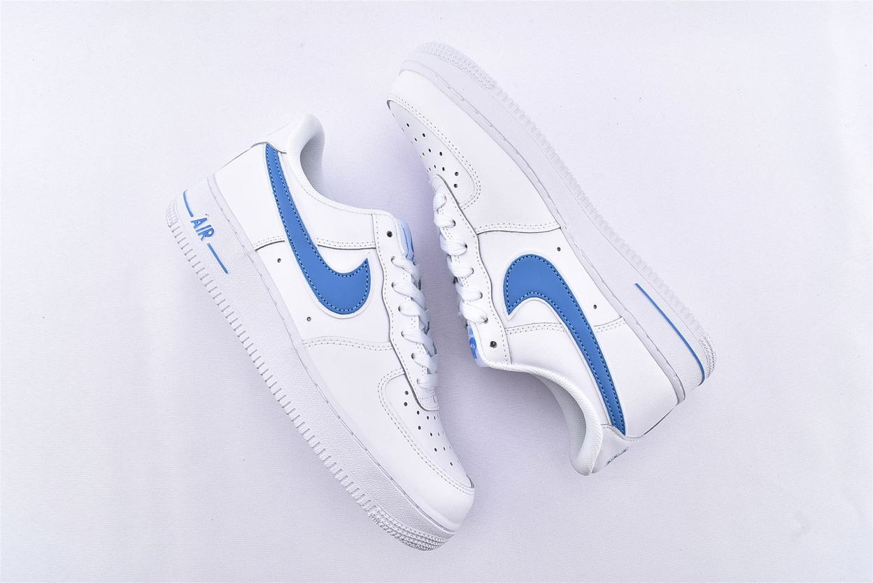 Nike Air Force 1 Low White University Blue 7