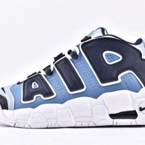 Nike Air More Uptempo Denim Blue GS 1