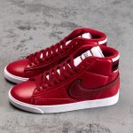 Nike Blazer Mid Red Crush W 2