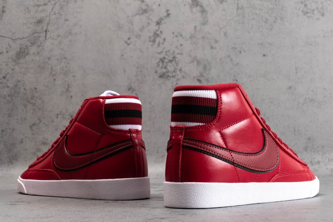 Nike Blazer Mid Red Crush W 6