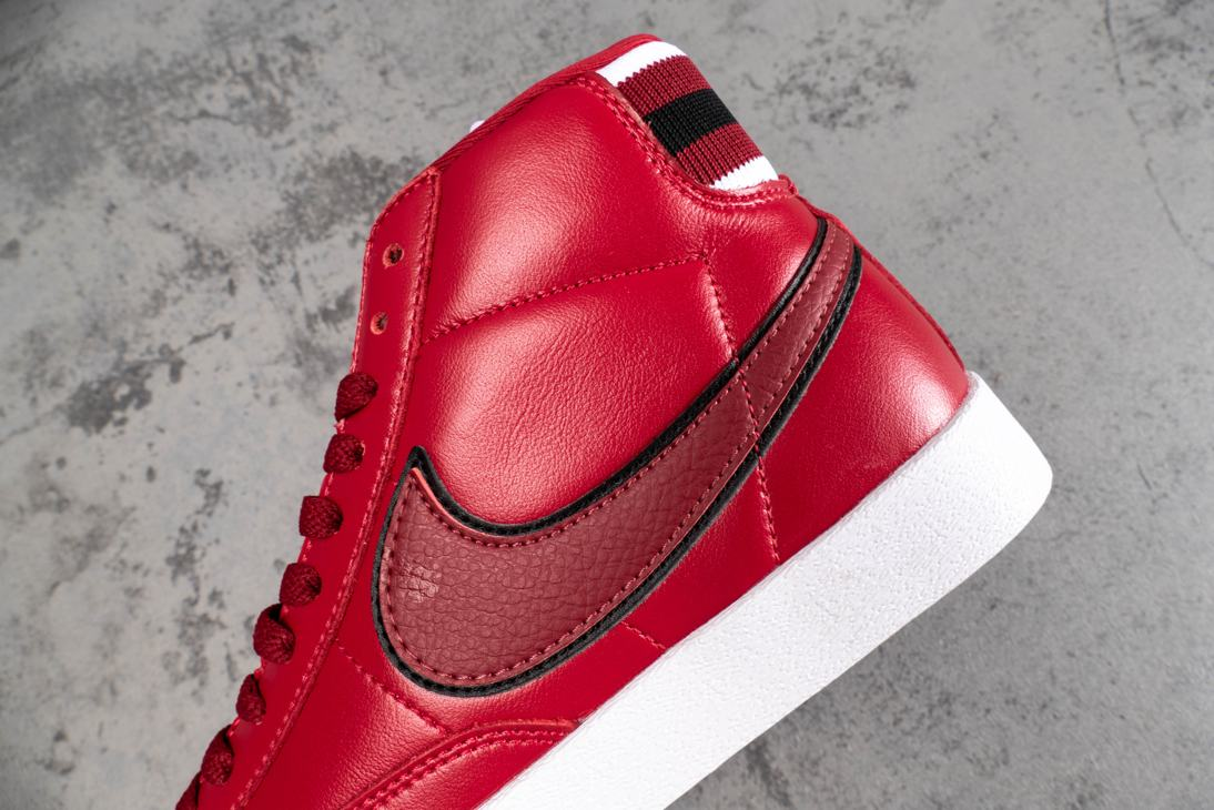 Nike Blazer Mid Red Crush W 7