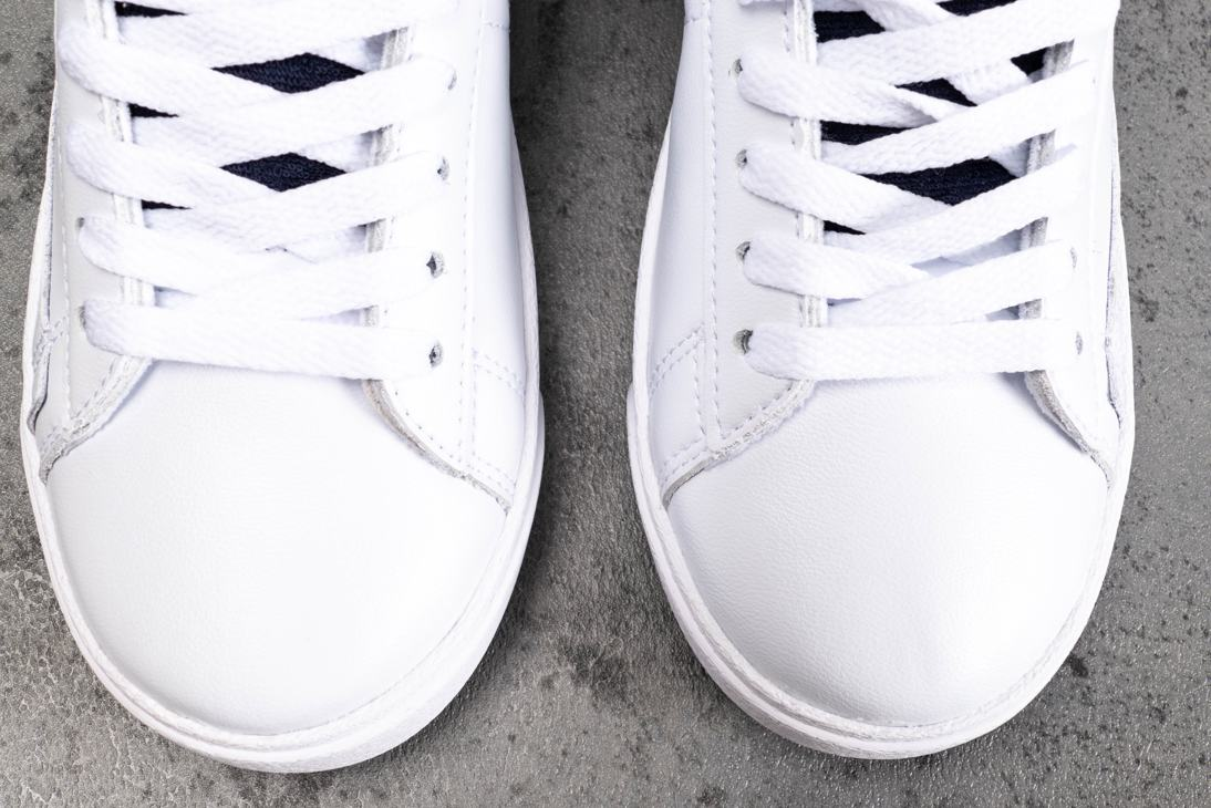 Nike Blazer Mid White Blackened Blue Red Crush W 5