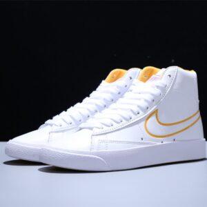Nike Blazer Mid White Topaz Gold W 1
