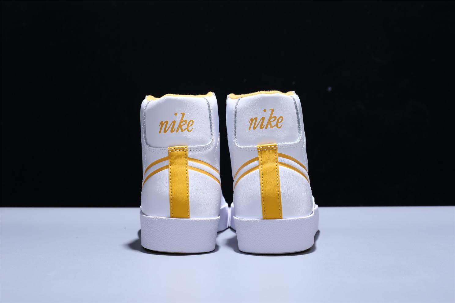 Nike Blazer Mid White Topaz Gold W 3
