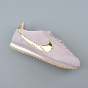 Nike Classic Cortez SE Diffused Taupe Metallic Gold W 1