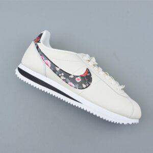 Nike Cortez Basic Vintage Floral GS Pale Ivory 1