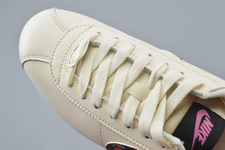 Nike Cortez Basic Vintage Floral GS Pale Ivory 4