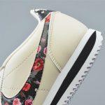 Nike Cortez Basic Vintage Floral GS Pale Ivory 5