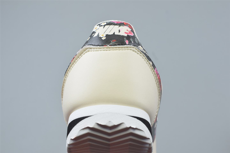Nike Cortez Basic Vintage Floral GS Pale Ivory 6