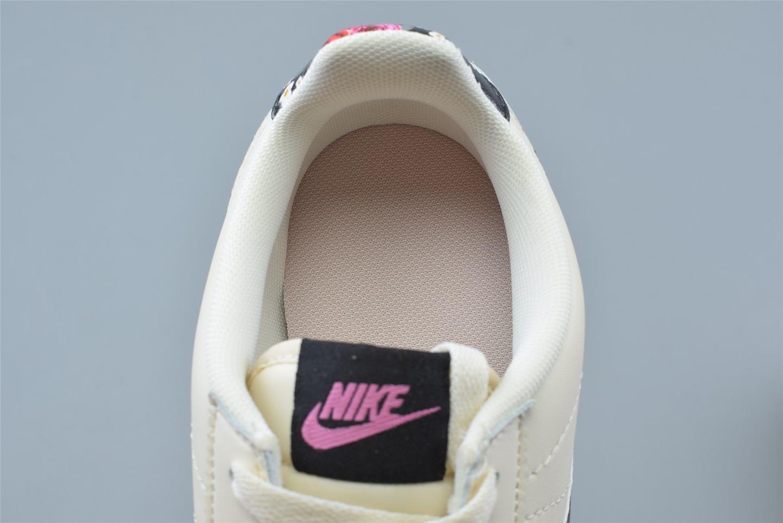 Nike Cortez Basic Vintage Floral GS Pale Ivory 7