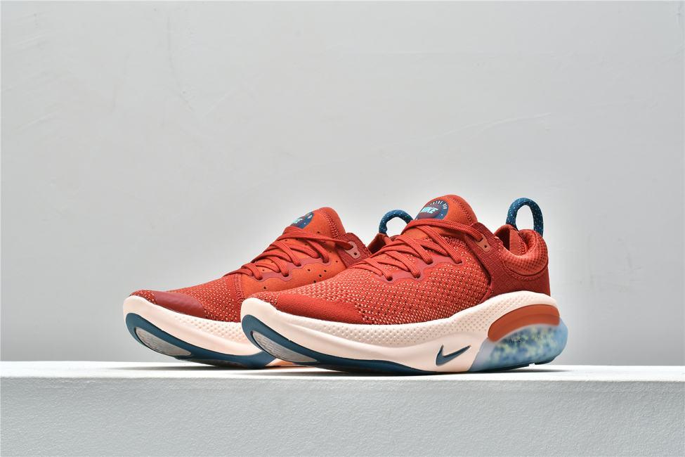 Nike Joyride Run Flyknit Cinnabar 5
