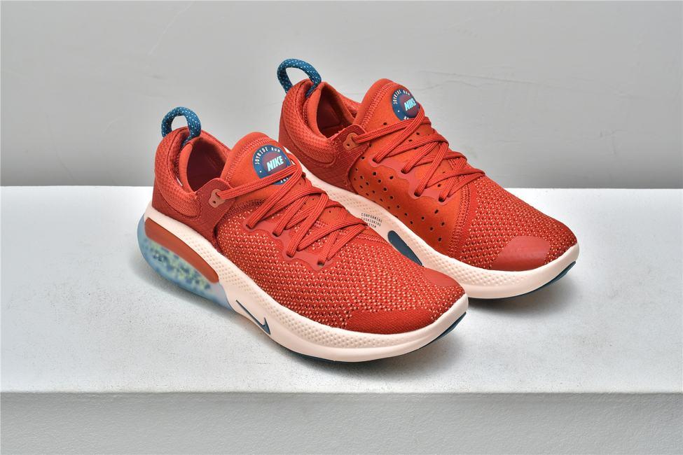 Nike Joyride Run Flyknit Cinnabar 7