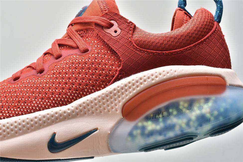 Nike Joyride Run Flyknit Cinnabar 9
