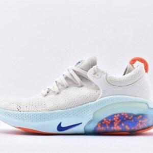 Nike Joyride Run Flyknit White Sail 1