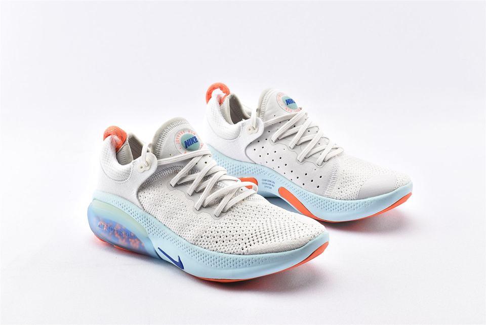 Nike Joyride Run Flyknit White Sail 2