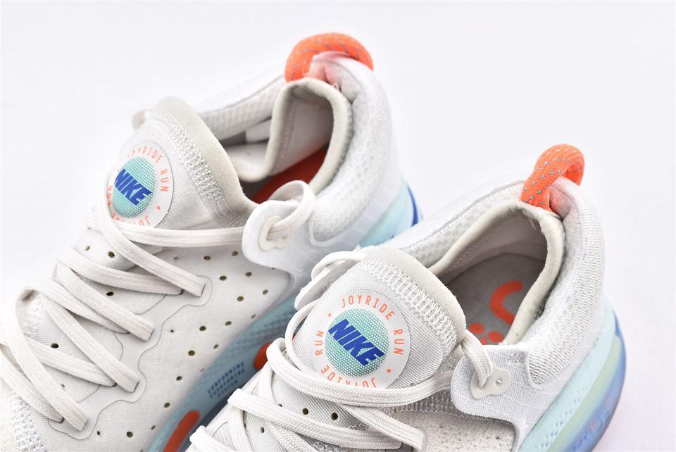 Nike Joyride Run Flyknit White Sail 4