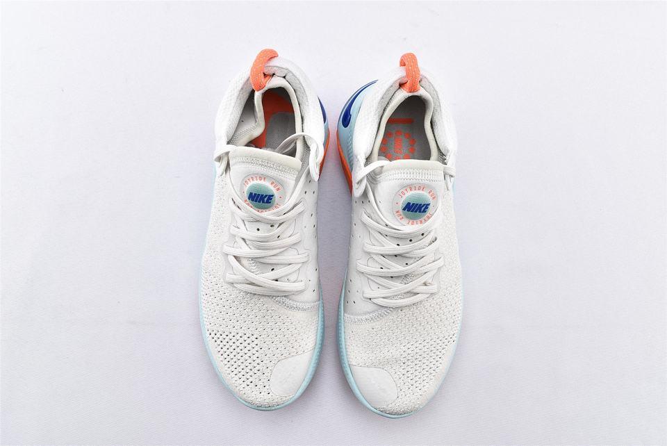 Nike Joyride Run Flyknit White Sail 6