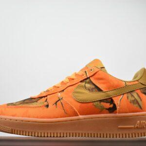 Nike Realtree x Air Force 1 Low Orange Camo 1