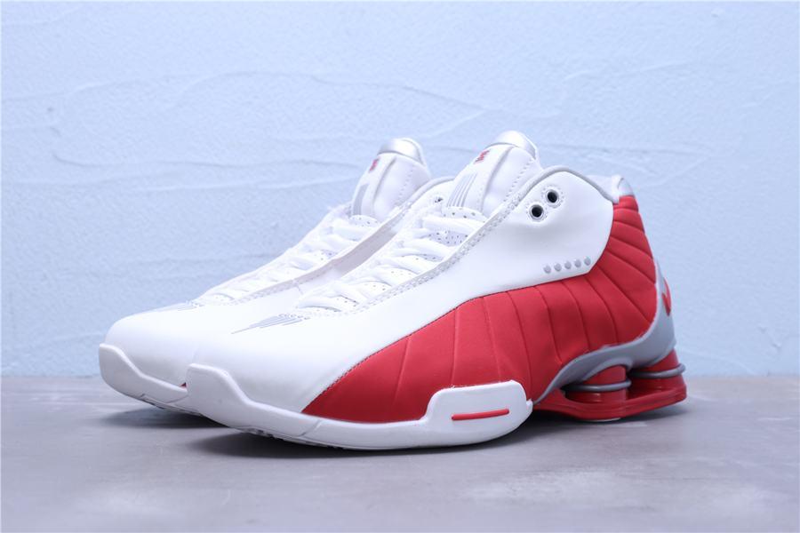 Nike Shox BB4 Varsity Red 2019 1
